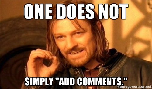 add-comments