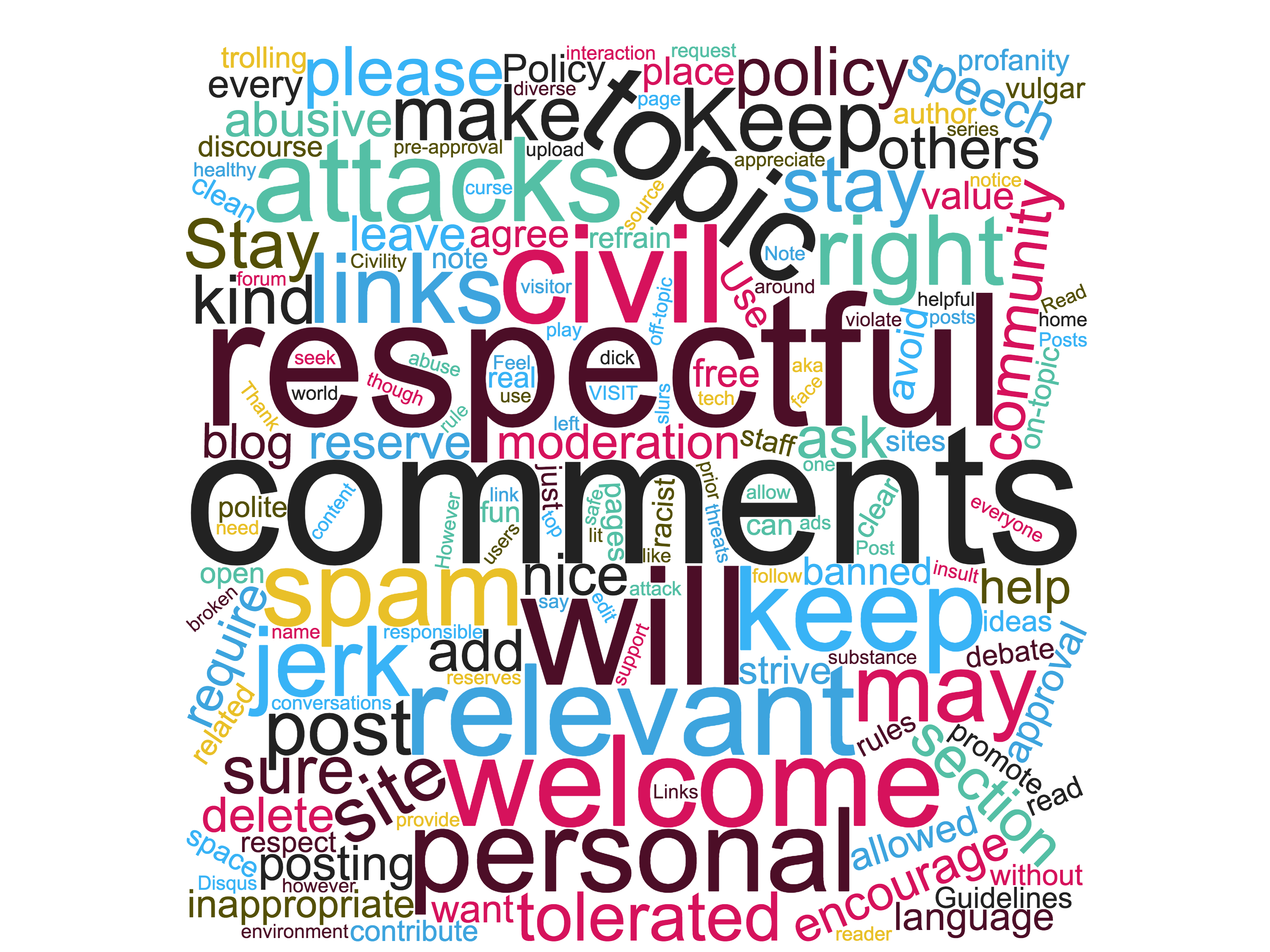 How To Create An Effective Comment Policy That Readers